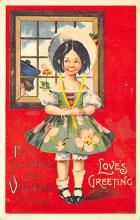 val300947 - Reproduction St. Valentines Day Postcard