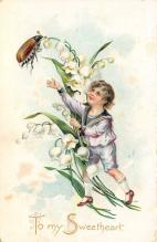val300975 - Raphael Tuck & Sons Publishing St. Valentines Day Postcard