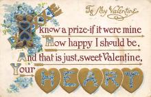 val300979 - St. Valentines Day Postcard
