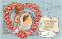 val300985 - St. Valentines Day Postcard