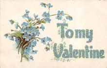 val300995 - St. Valentines Day Postcard