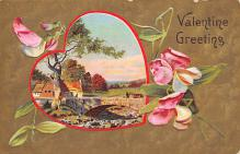 val310003 - St. Valentines Day Postcard