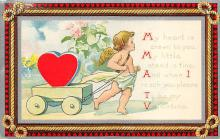 val310007 - St. Valentines Day Postcard