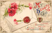 val310055 - John Winsch Publishing Old Valentines Day Post Card