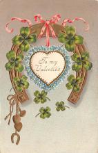 val310075 - Vintage Valentines Day Postcard