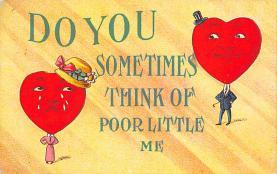 val310085 - Vintage Valentines Day Postcard