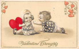val310195 - Artist Jason Freixas Antique Valentines Day Postcard