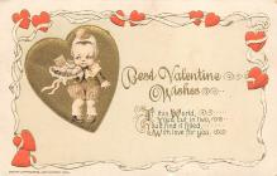 val310197 - Artist Jason Frexas St. Valentines Day Postcard