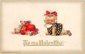val310199 - Artist Jason Frexas St. Valentines Day Postcard