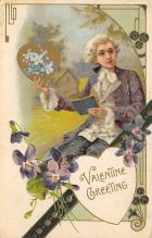 val310209 - John Winsch Publishing St. Valentines Day Postcard