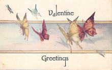 val310211 - St. Valentines Day Postcard