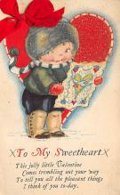 val310219 - St. Valentines Day Postcard