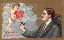 val310221 - John Winsch Publishing St. Valentines Day Postcard
