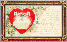val310223 - St. Valentines Day Postcard