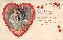 val310229 - St. Valentines Day Postcard