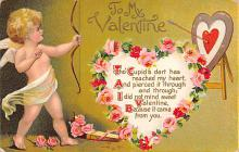 val310231 - St. Valentines Day Postcard