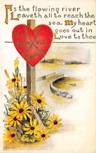 val310241 - St. Valentines Day Postcard
