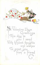 val310255 - St. Valentines Day Postcard