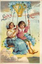 val310259 - St. Valentines Day Postcard