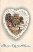 val310261 - St. Valentines Day Postcard