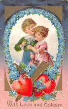 val310265 - John Winsch Publishing St. Valentines Day Postcard