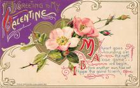 val310279 - John Winsch Publishing St. Valentines Day Postcard