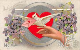 val310283 - St. Valentines Day Postcard