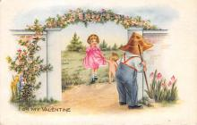 val310289 - Whitney Made St. Valentines Day Postcard