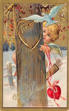 val310297 - John Winsch Publishing St. Valentines Day Postcard