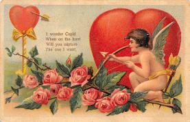 val310305 - St. Valentines Day Postcard