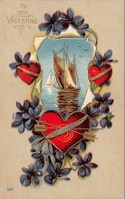 val310309 - St. Valentines Day Postcard