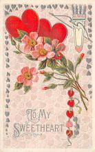 val310315 - St. Valentines Day Postcard