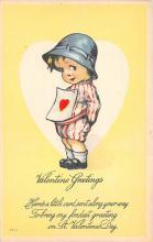 val310317 - St. Valentines Day Postcard