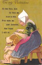 val310321 - St. Valentines Day Postcard