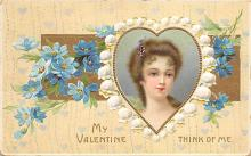 val310323 - St. Valentines Day Postcard