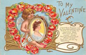 val310331 - St. Valentines Day Postcard