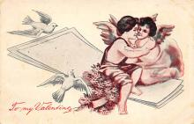 val310333 - St. Valentines Day Postcard