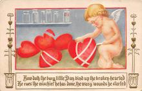 val310335 - St. Valentines Day Postcard