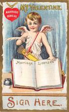 val310349 - John Winsch Publishing St. Valentines Day Postcard