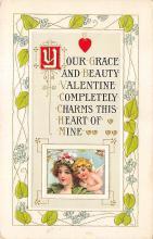 val310353 - St. Valentines Day Postcard