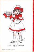 val310363 - St. Valentines Day Postcard