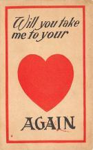 val310365 - St. Valentines Day Postcard