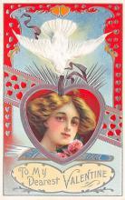 val310393 - St. Valentines Day Postcard