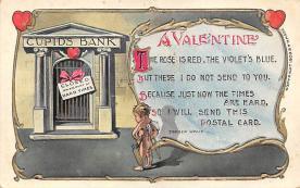 val310405 - St. Valentines Day Postcard