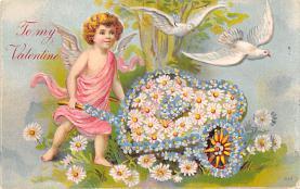 val310423 - St. Valentines Day Postcard