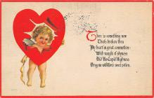 val310425 - St. Valentines Day Postcard