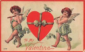 val310431 - St. Valentines Day Postcard