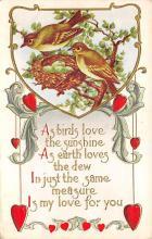 val310453 - St. Valentines Day Postcard