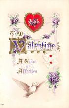 val310459 - St. Valentines Day Postcard