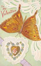 val310461 - St. Valentines Day Postcard